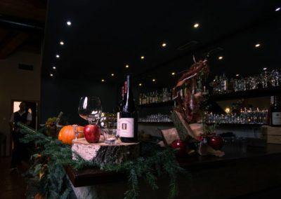 Občerstvení v horském hotelu Čeladná