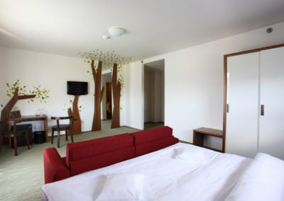 Ubytování pro dva v hotelu na Ostravici