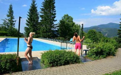 Bathing in the mountains – Hotel rooms (6 nights for the price of 4)