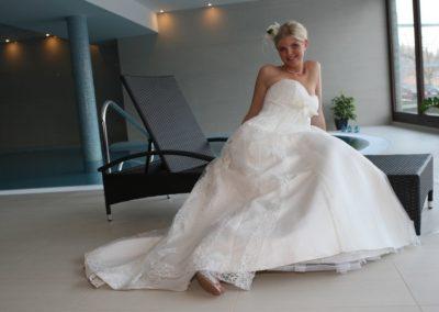 Svatba v přírodě na Beskydsku