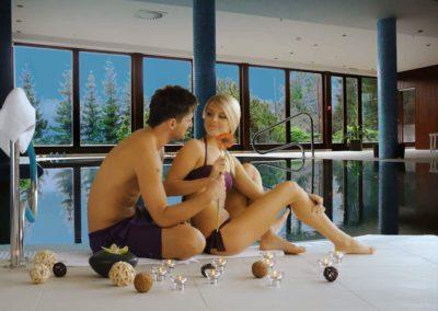 Romantický víkend s wellness na Beskydsku