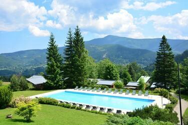 Koupání po horách – zahradní apartmány (6 nocí za cenu 4)